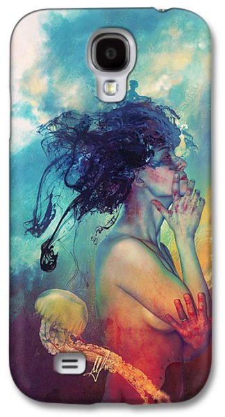 Magician Galaxy S4 Case - Medea by Mario Sanchez Nevado
