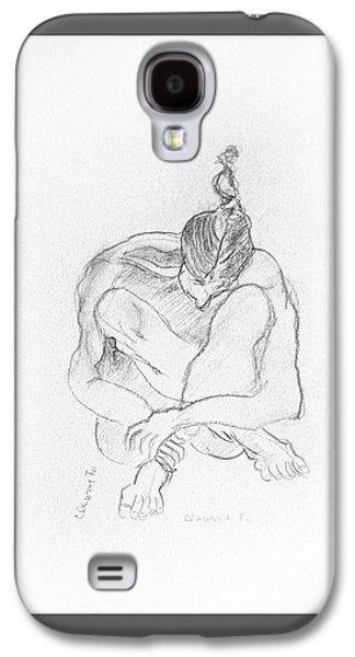 Meditation Galaxy S4 Case