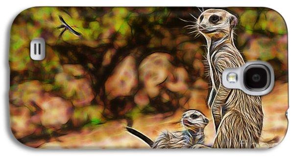 Meerkat Galaxy S4 Case