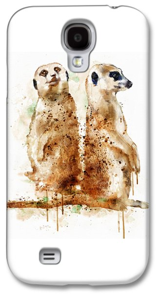 Meerkats Galaxy S4 Case