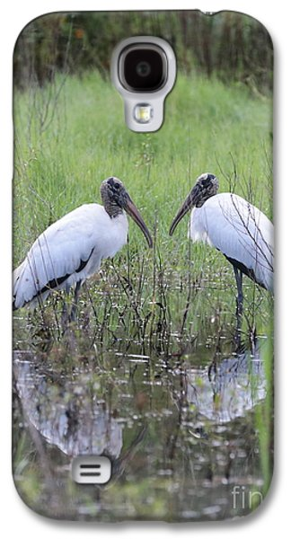 Meeting Of The Minds Galaxy S4 Case by Carol Groenen