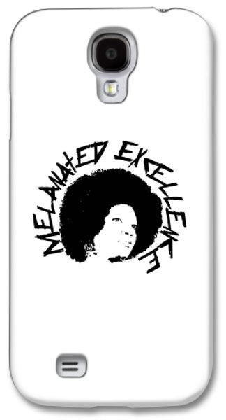 Melanated Excellence I Galaxy S4 Case