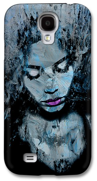 Melancholy And The Infinite Sadness Galaxy S4 Case