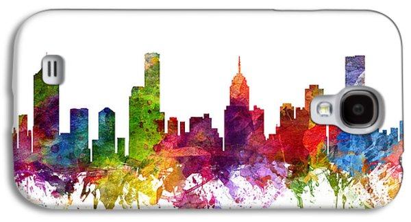 Melbourne Australia Cityscape 06 Galaxy S4 Case