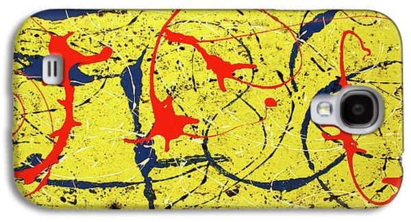 Mellow Yellow Galaxy S4 Case