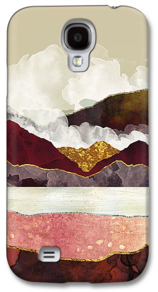 Landscapes Galaxy S4 Case - Melon Mountains by Katherine Smit