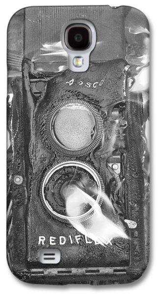 Melt Down Galaxy S4 Case by Todd Sherlock