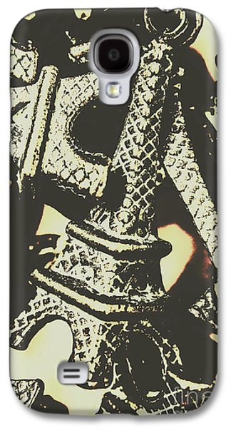 Mementos Of Paris France Galaxy S4 Case by Jorgo Photography - Wall Art Gallery