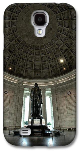 Memorial To Thomas Jefferson Galaxy S4 Case by Andrew Soundarajan
