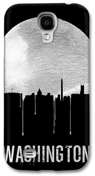 Memphis Skyline Black Galaxy S4 Case