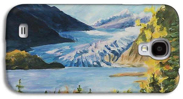 Mendenhall Glacier Juneau Alaska Galaxy S4 Case