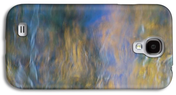 Merced River Reflections 14 Galaxy S4 Case by Larry Marshall