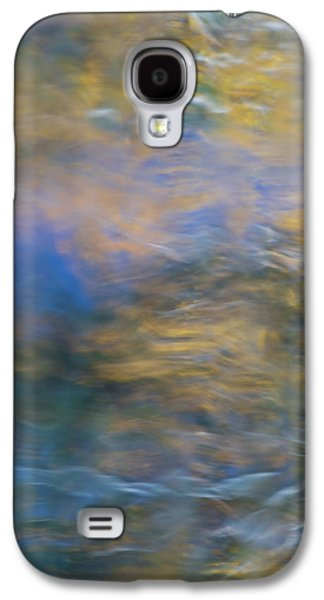 Merced River Reflections 18 Galaxy S4 Case by Larry Marshall