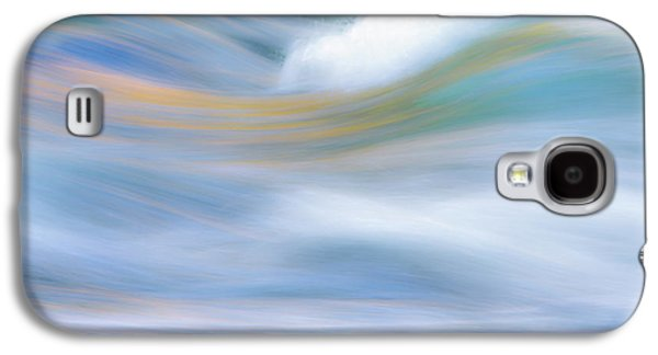 Merced River Reflections 19 Galaxy S4 Case by Larry Marshall