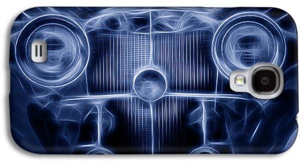 Mercedes Roadster Galaxy S4 Case by Tom Mc Nemar