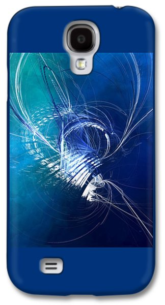 Mercury In Cancer - Cardinal Water Galaxy S4 Case