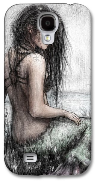 Mermaid's Rest Galaxy S4 Case