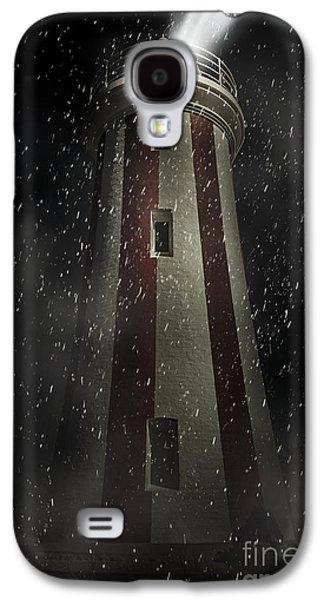 Mersey Bluff Lighthouse In Devonport. Fine Art Galaxy S4 Case by Jorgo Photography - Wall Art Gallery