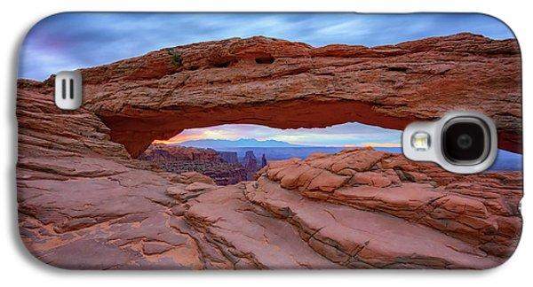 Mesa Arch Galaxy S4 Case by Rick Berk