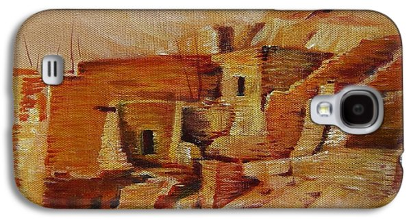 Mesa Verde Galaxy S4 Case by Summer Celeste