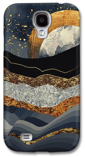Metallic Mountains Galaxy S4 Case