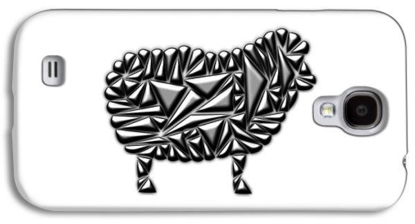 Metallic Sheep Galaxy S4 Case