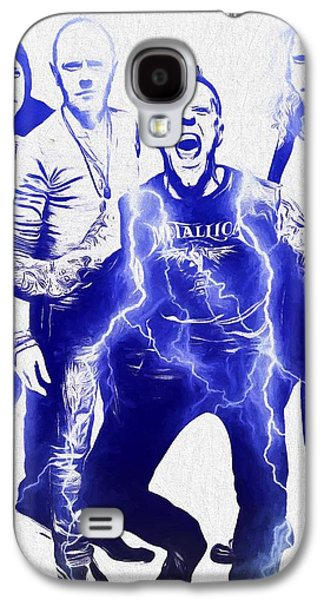Metallica Galaxy S4 Case by Dan Sproul