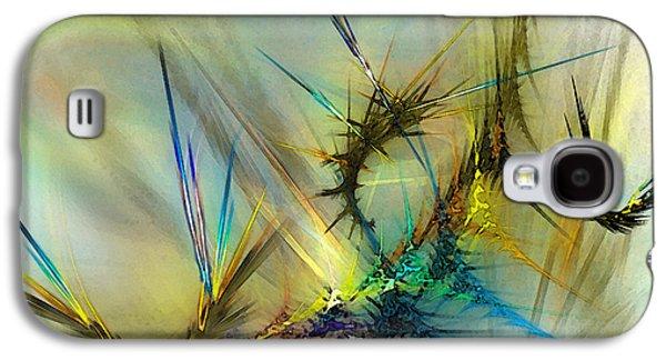 Metamorphosis Galaxy S4 Case by Karin Kuhlmann