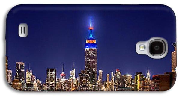 Mets Dominance Galaxy S4 Case by Az Jackson