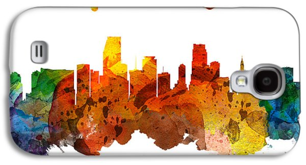 Miami Florida 26 Galaxy S4 Case by Aged Pixel