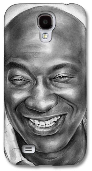 Michael Clarke Duncan Galaxy S4 Case by Greg Joens