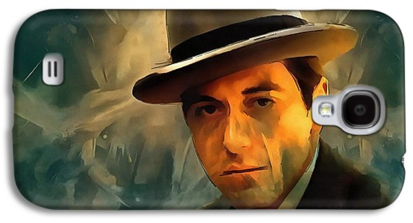 Michael Corleone Galaxy S4 Case