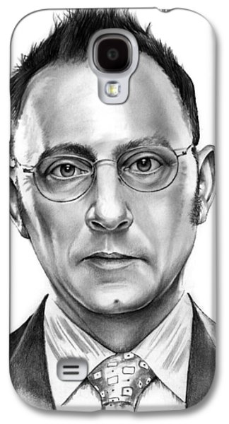 Michael Emerson Galaxy S4 Case by Greg Joens