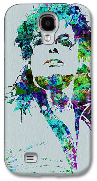Michael Jackson Galaxy S4 Case by Naxart Studio