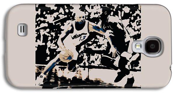 Michael Jordan And Kobe 3c Galaxy S4 Case