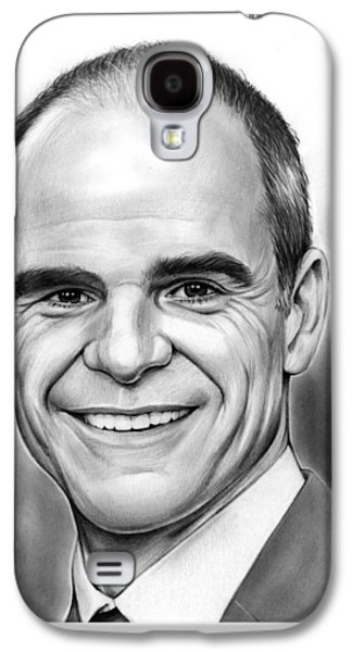 Michael Kelly Galaxy S4 Case