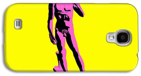 Michelangelos David - Punk Style Galaxy S4 Case