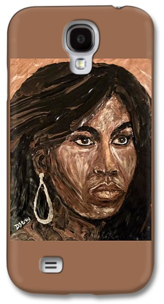 Michelle Obama A Class Act Galaxy S4 Case