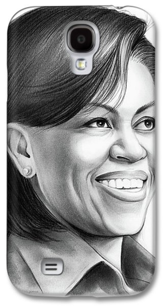 Michelle Obama Galaxy S4 Case