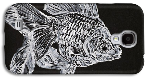 Mick The Goldfish Galaxy S4 Case