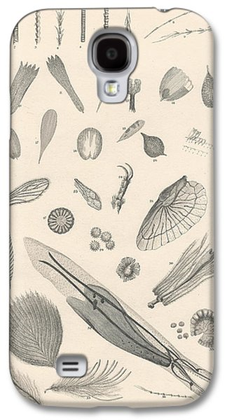 Microscopic Objects Galaxy S4 Case