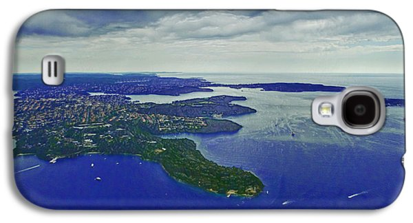 Middle Head And Sydney Harbour Galaxy S4 Case
