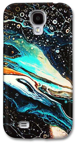 Midnight Melodies Galaxy S4 Case