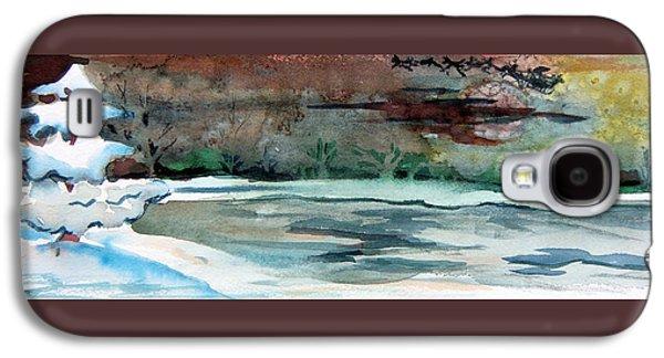 Midnight Rider Galaxy S4 Case by Mindy Newman