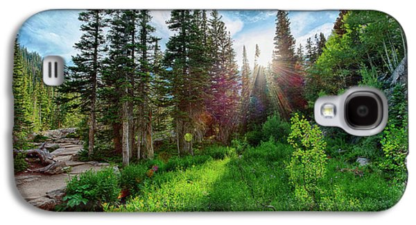 Galaxy S4 Case featuring the photograph Midsummer Dream by David Chandler
