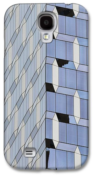 Midtown Architecture  Galaxy S4 Case by Sandy Taylor
