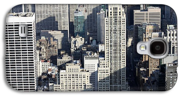 Midtown Manhattan Galaxy S4 Case