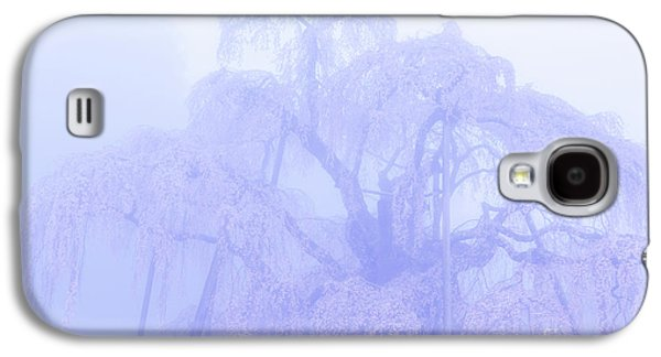 Miharu Takizakura Weeping Cherry01 Galaxy S4 Case