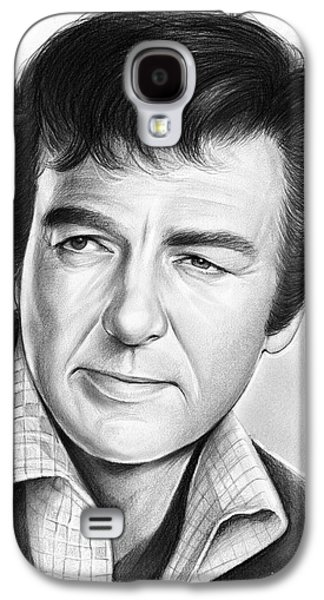 Mike Connors Galaxy S4 Case by Greg Joens