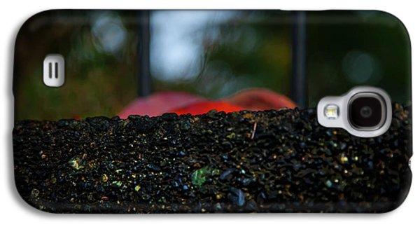 Miksang 2 Autumn Rain City Galaxy S4 Case